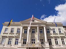 Rathaus am Hauptplatz