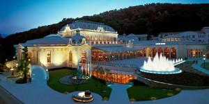 Congress Casino at Baden near Vienna