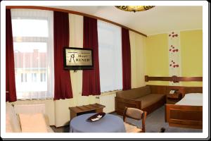 Einbett- oder Zweibettzimmer